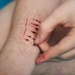 A Blood Issue Jak Flora Luna photographer London